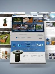 Izdelava spletne trgovine in strani Marko Popit